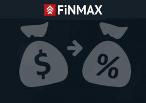 finmax bonus primo deposito